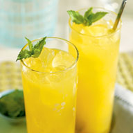 Pineapple Mint Lemonade