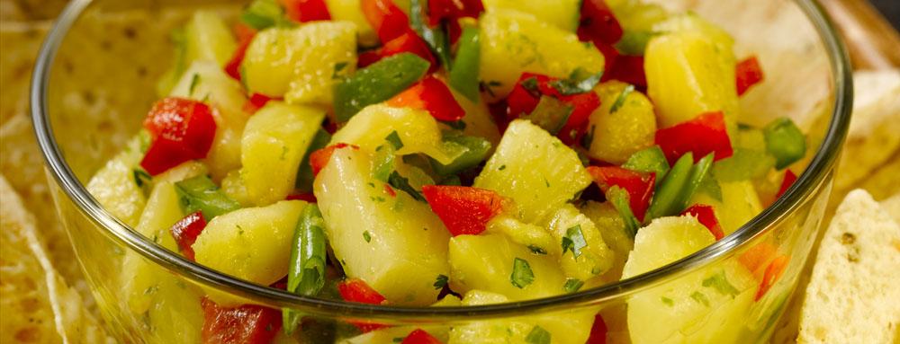Photo of Pineapple Mango Salsa