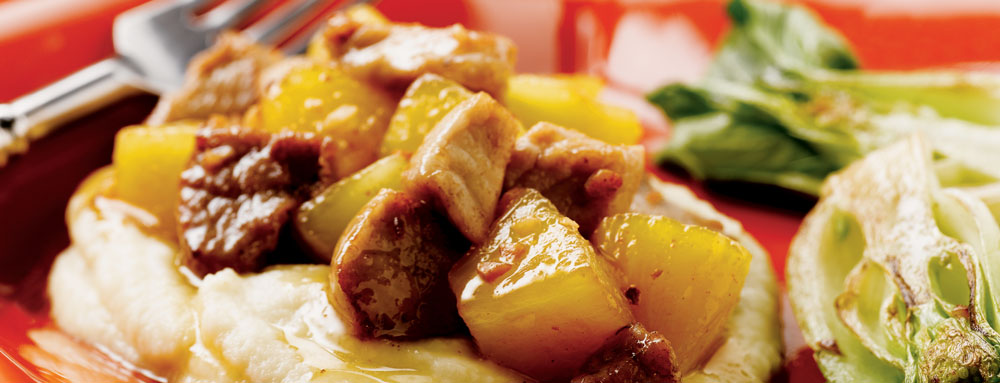 Photo of Sweet Sour Pork and Pineapple