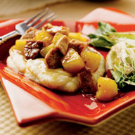 Sweet Sour Pork and Pineapple