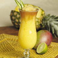 Mango Maple Ginger Daiquiri
