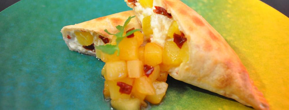 Photo of Pineapple Cheese Chipotle Empanada