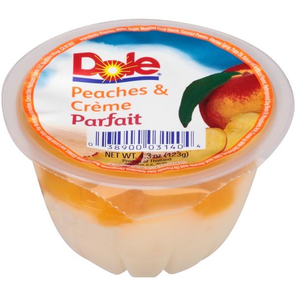 36/4.3 Oz. Peach/Crème Parfait
