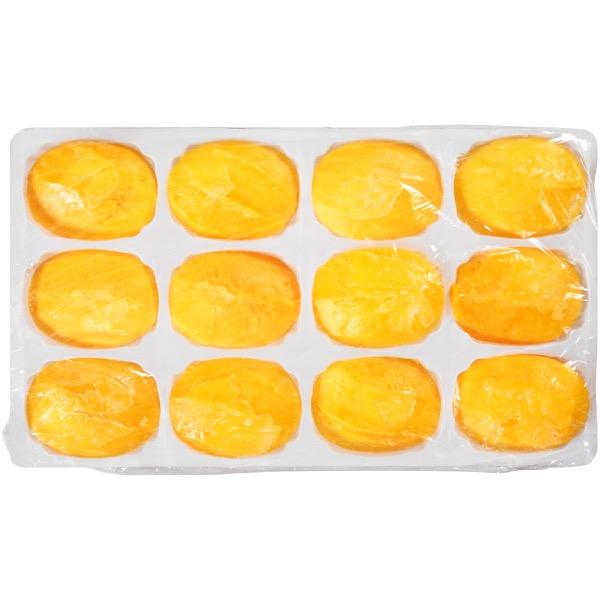 2/12 Ct Mango Halves, IQF