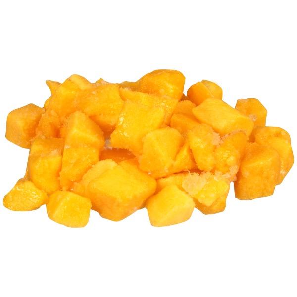 1/20# Mango, Chunks IQF