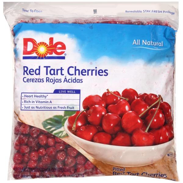 2/5# Cherries, Red Tart IQF