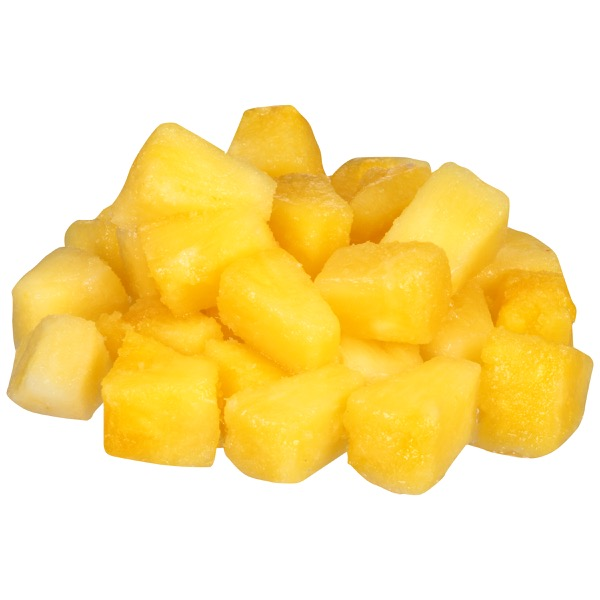 1/20# Pineapple, Chunks IQF
