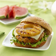 Grilled Pacific Burgers