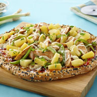 Sweet Sesame Chicken Pizza