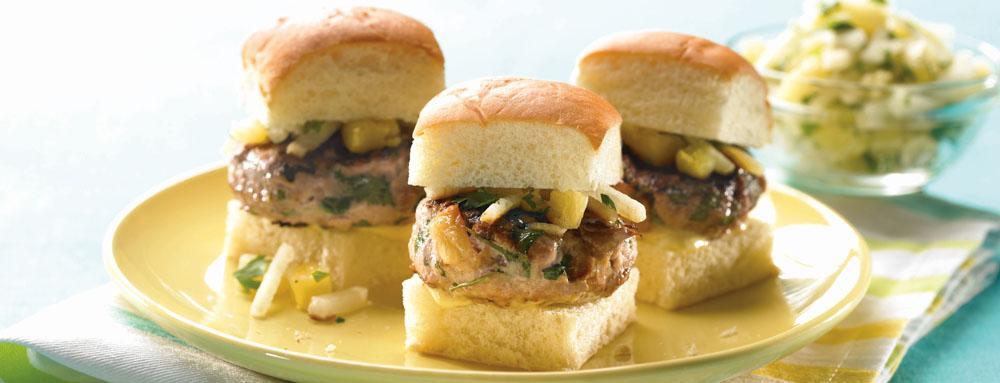 Photo of Taste of Dole Island Pork Sliders