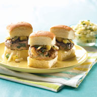 Taste of Dole Island Pork Sliders