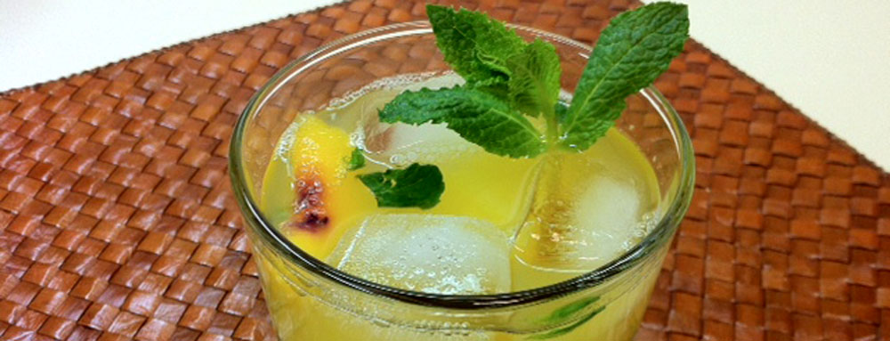 Photo of Peach Pineapple Punch