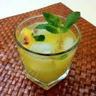 Peach Pineapple Punch