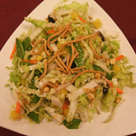 Asian Napa Cabbage and Pineapple Slaw