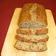 Banana Bread with Saigon Cinnamon