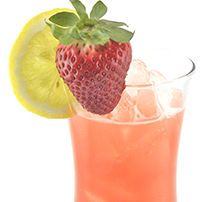 Asian Strawberry Lemonade