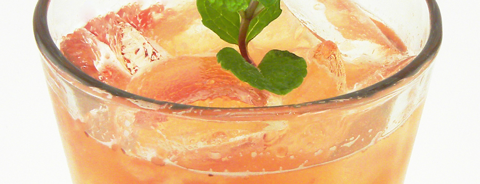 Photo of Handcrafted Strawberry Shrub Soda