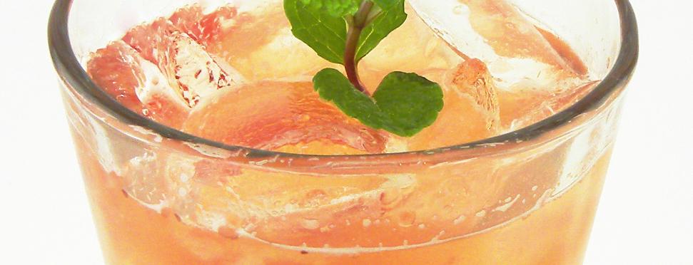 Photo of Handcrafted Strawberry Shrub Soda