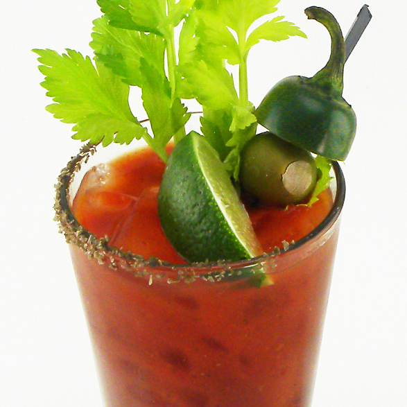 Sofrito Bloody Mary