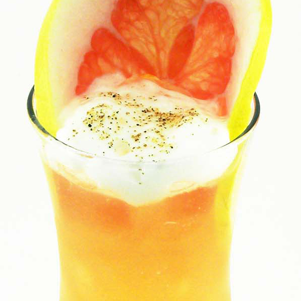 Spicy Paloma Punch