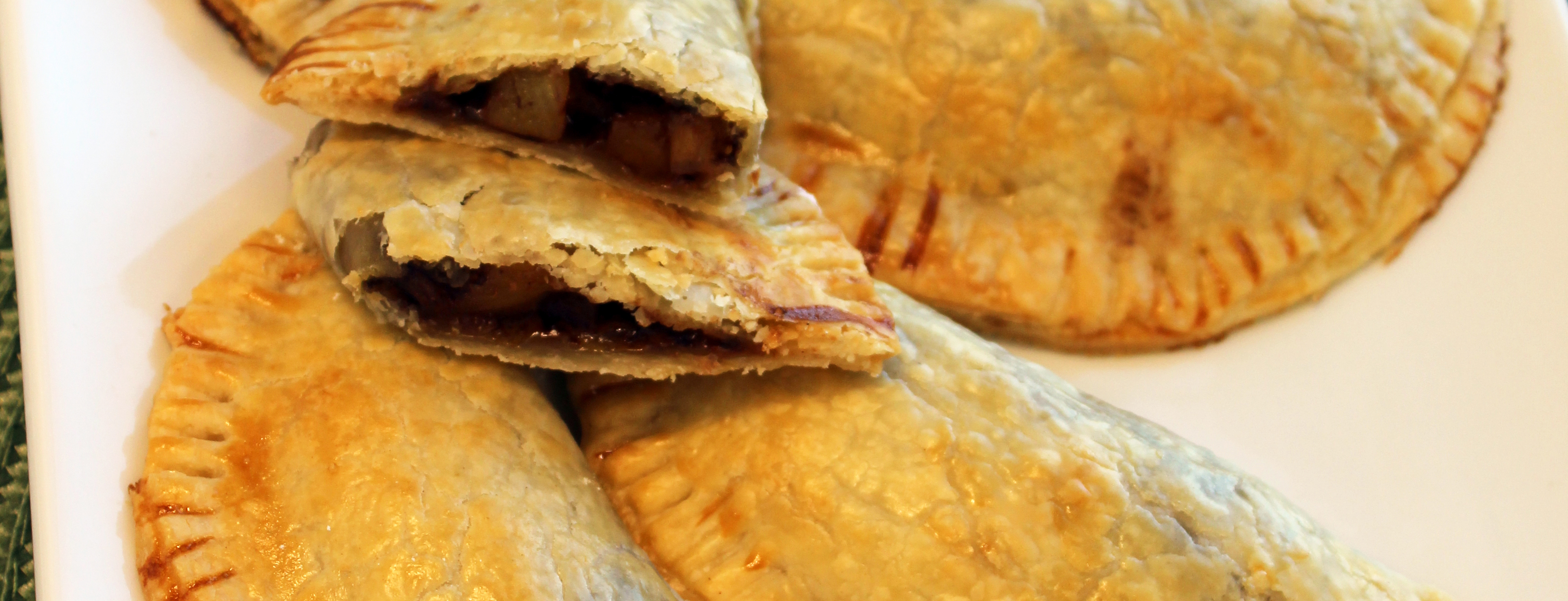 Photo of Pineapple and Chocolate Empanadas