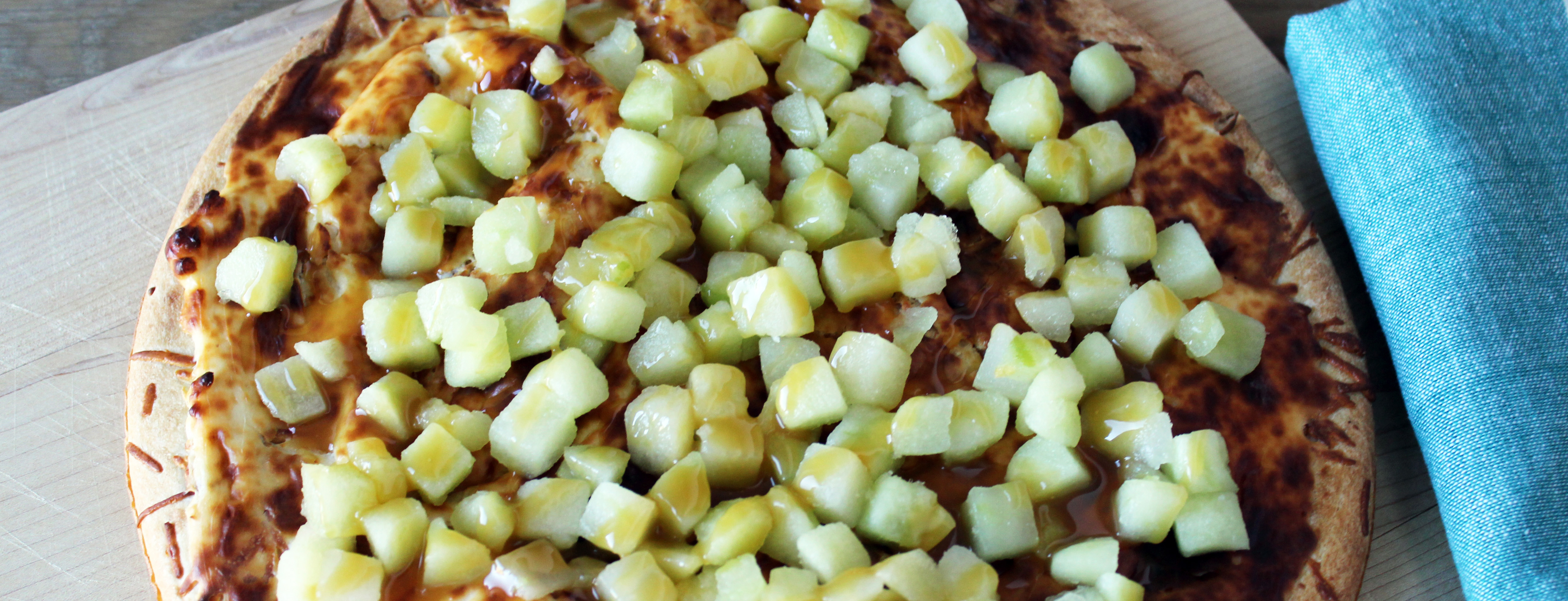 Photo of Apple Ginger Pizza