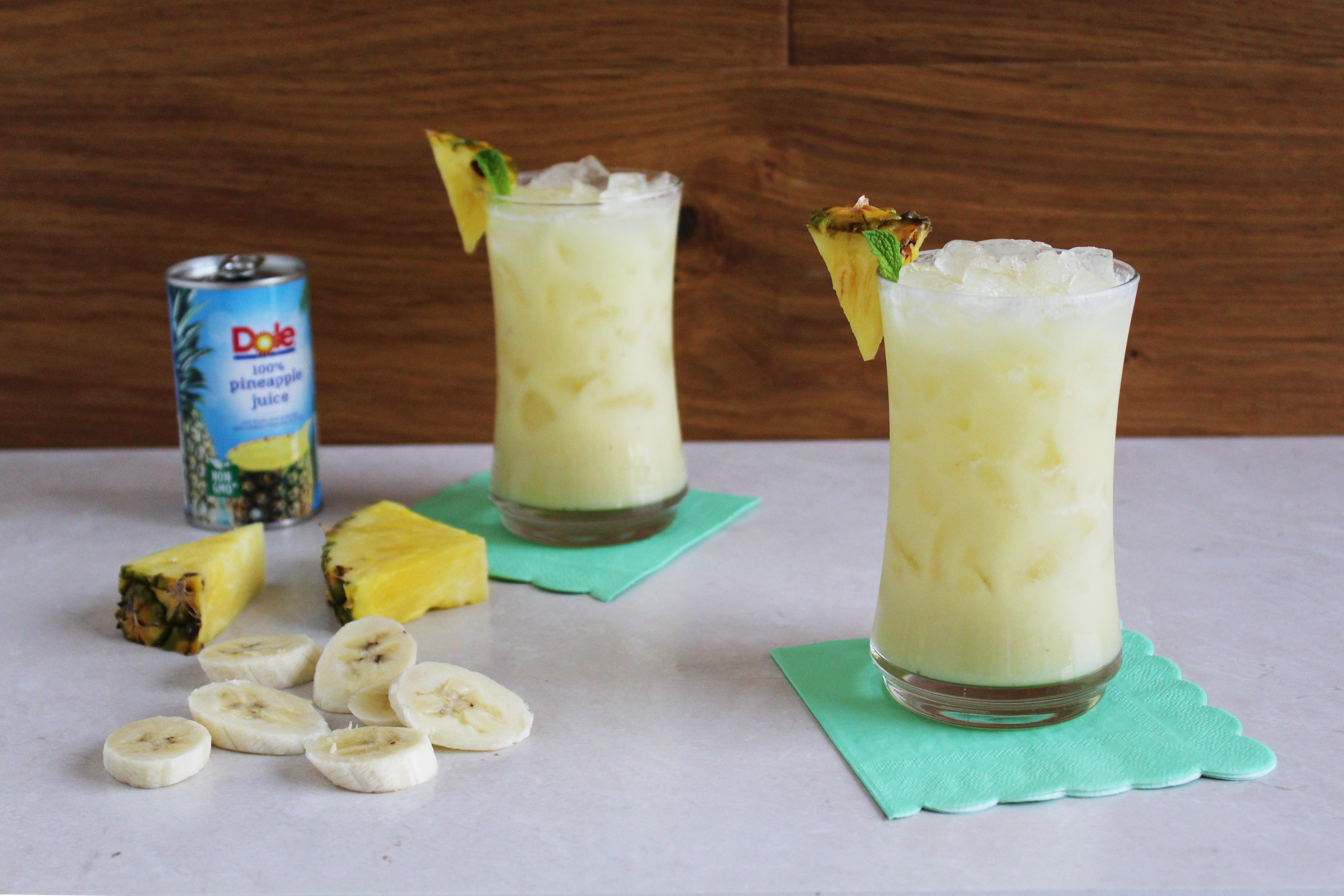 Banana Coconut Punch