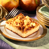 Cinnamon Apple Kuchen