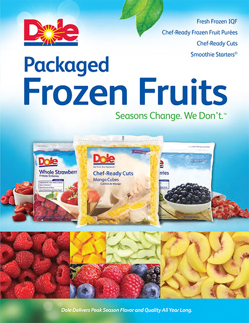 All other frozen fruit 1