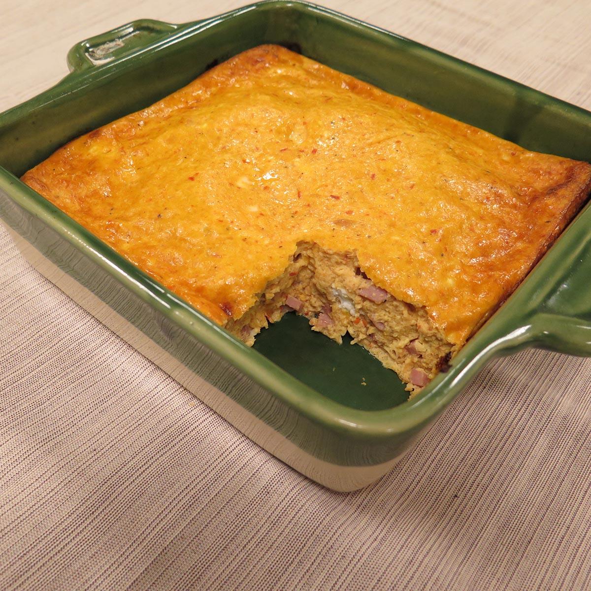 Breakfast Denver Bake