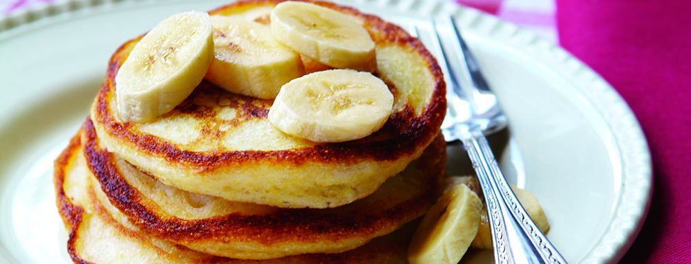 Photo of Banana Pancakes