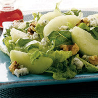 Blue Cheese Apple and Walnut Salad