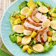 Caribbean Caesar Salad