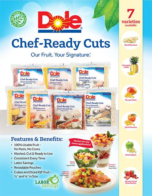 Chef ready cuts 1