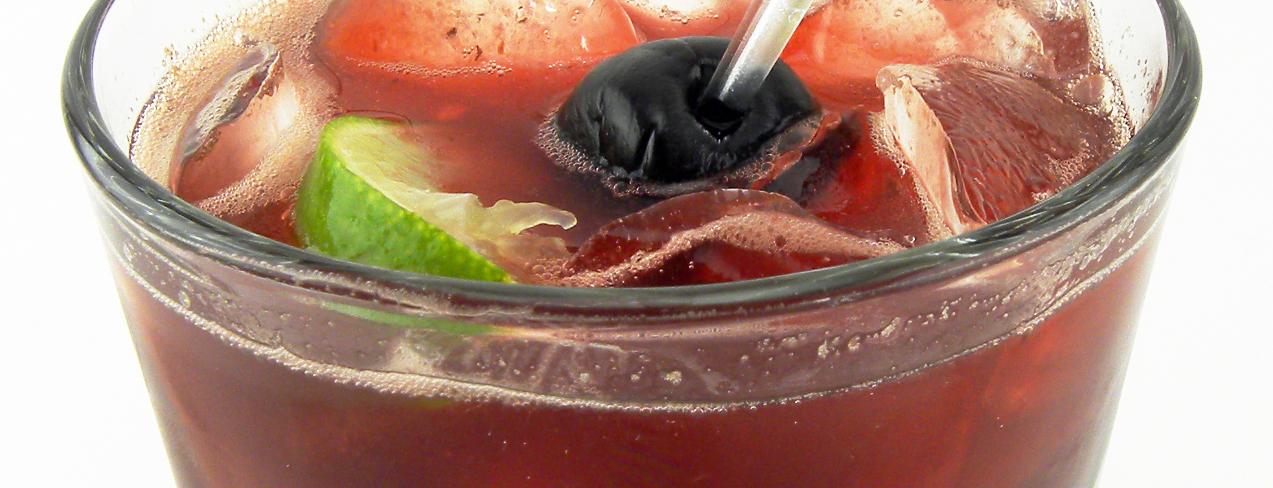 Photo of Spiced Cherry Cuba Libre