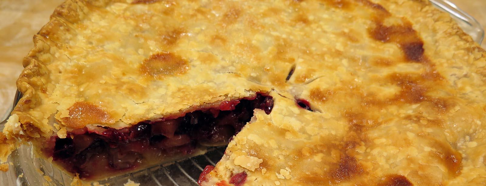 Photo of Cranberry Sage Pie