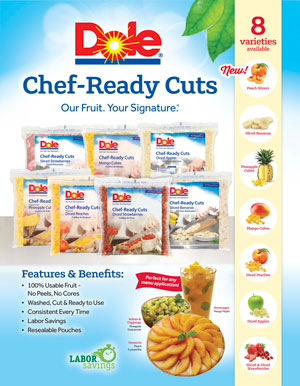 Dole chef ready cuts ss page 1