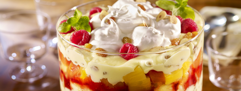 Photo of Dole Fruit Trifle