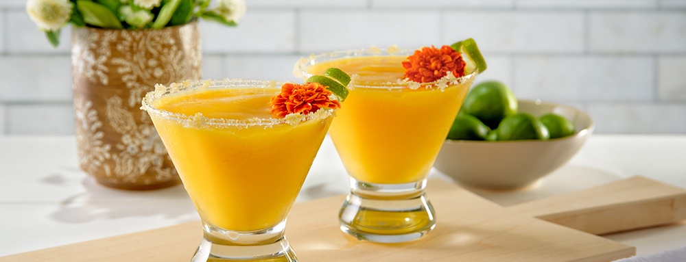 Photo of Mango Maple Ginger Mocktail