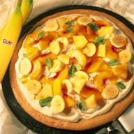 Fruit Dessert Pizza