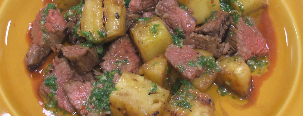 Photo of Gaucho Style Beef Ribs with Pineapple