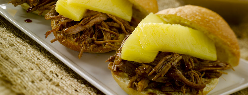 Photo of Hawaiian Sliders with Pineapple