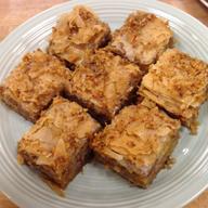 Honey Mandarin Baklava