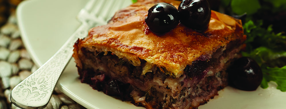 Photo of Lamb and Cherry Burek