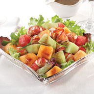 Lobster and Melon Salad