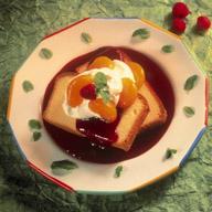 Mandarin Orange Shortcake