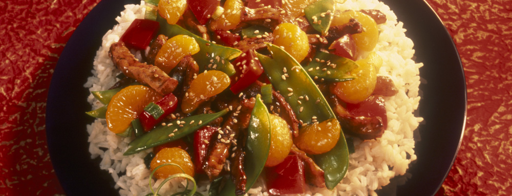 Photo of Mandarin Stir Fry