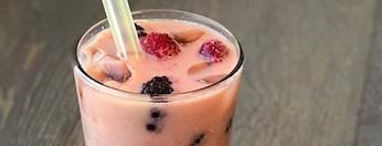 Photo of Mixed Berry Earl Grey Bubble Tea