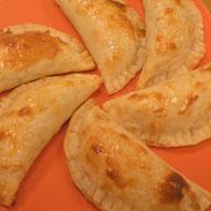 Pineapple Cilantro Empanadas