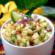 Pacific Pineapple Salsa